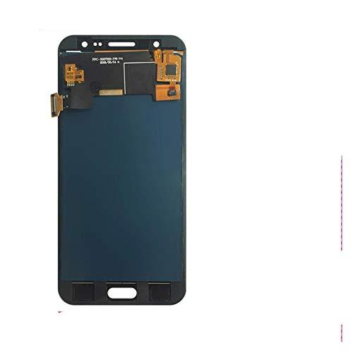 La táctil 10 Unids / Lote 100% Probado Fit For Samsung Galaxy J5 2015 J500 J500F J500FN J500H J500M Pantalla LCD Pantalla Táctil Montaje Digitalizador De Pantalla LCD Pantalla Táctil ( Color : White )