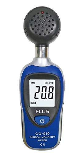 Kohlenmonoxid Meter/Handheld CO Gas Tester Monitor Detektor mit 0-1000 PPM Digitalanzeige von TIANG