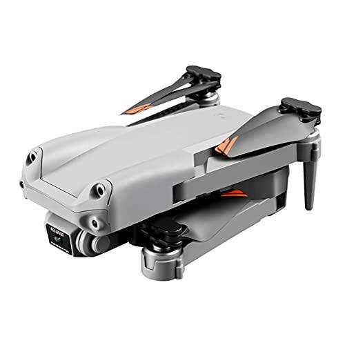JJDSN Mini Drone con Doppia Fotocamera 4K - Evitamento Automatico degli Ostacoli - Drone Super Leggero 2.4G Pieghevole con 90 Gradi Regolabili Elettricamente;Fotocamera RC Quarcopter Facile da us