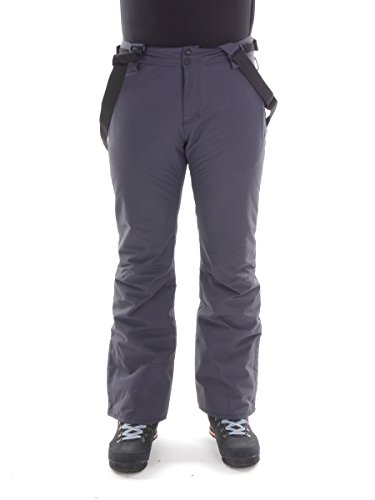 Brunotti Herren Footstrap Snowpants Hose, Night Blue, L