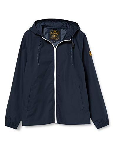 Element Alder Light Jackets, Hombre, Eclipse Navy, L