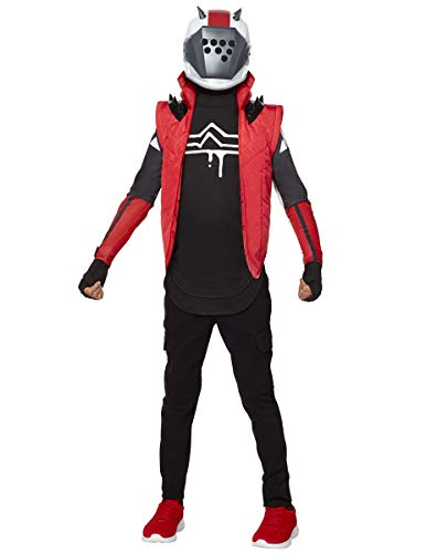 Spirit Halloween Boys Fortnite X-Lord Costume - Fortnite - Extra Large