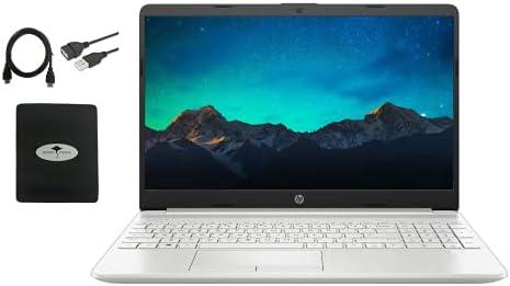 2021 Newest HP 15.6″ FHD IPS Flagship Laptop, 11th GenIntel Core i3-1115G4(Up to 4.1GHz, Beat i7-8565U), 16GB RAM, 512GB SSD, Fingerprint, Ethernet, Webcam, WiFi, HDMI, Fast Charge,w/GM Accessories