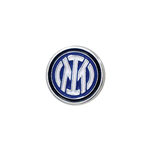 Distintivo spilla inter con logo nuovo in metallo PRODOTTO UFFICIALE Made in Italy