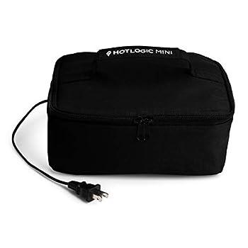 Hot Logic Portable Personal Mini Oven Black