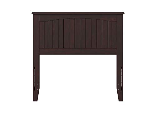 Atlantic Furniture Nantucket Headboard, Twin, Espresso