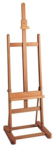 Mabef M10 Beechwood Studio H Frame Easel [Toy] by Global Art Supplies