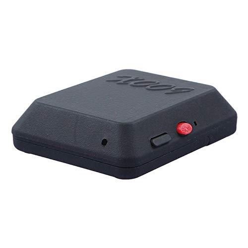 MANIASHOP Microspia Ambientale GSM con Registrazione Audio, Video, Foto e Chiamate Tempo Reale Attivazione con Sms o anche alla Percezione di un Rumore Modello X009. Senza accessori solo Microspia
