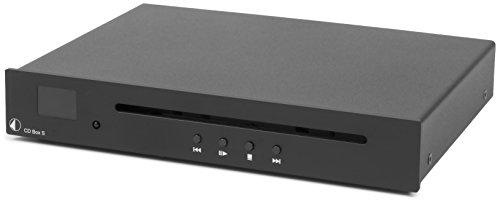 Pro-Ject CD BOX S CD-Player (Standgerät) schwarz