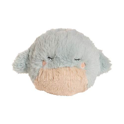 Manhattan Toy Squeezmeez Splash Whale Squeezable Stuffed Animal