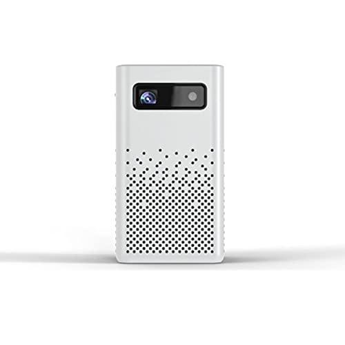 ABCD Subwoofer 3D, Soporte 4k, Batería incorporada, Teléfono móvil con pantalla, Proyector de música al aire libre para el hogar, Altavoz Bluetooth portátil, WiFi de doble banda
