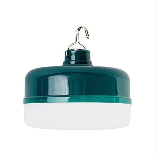 SBNM Linterna de Camping, lámpara de Carga magnética multifunción, 3 Modos de luz, Mini lámpara de Campamento portátil de 3600mAh, Adecuado para al Aire Libre y hogar