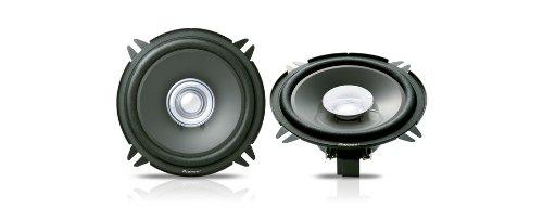 Pioneer TS-1301i merkspecifieke dubbelmembraan luidspreker (13 cm wooferdiameter, 130 Watt, connector voor Renault, Opel, Volkswagen)