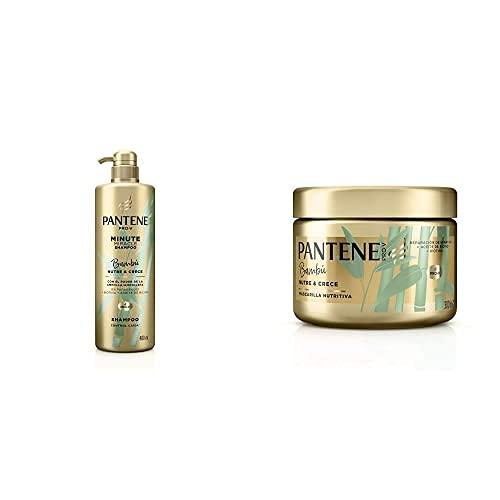 Shampoo Cre C marca Pantene