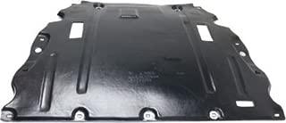 Crash Parts Plus Front Engine Splash Shield Guard for Ford Fusion, Lincoln MKZ FO1228126