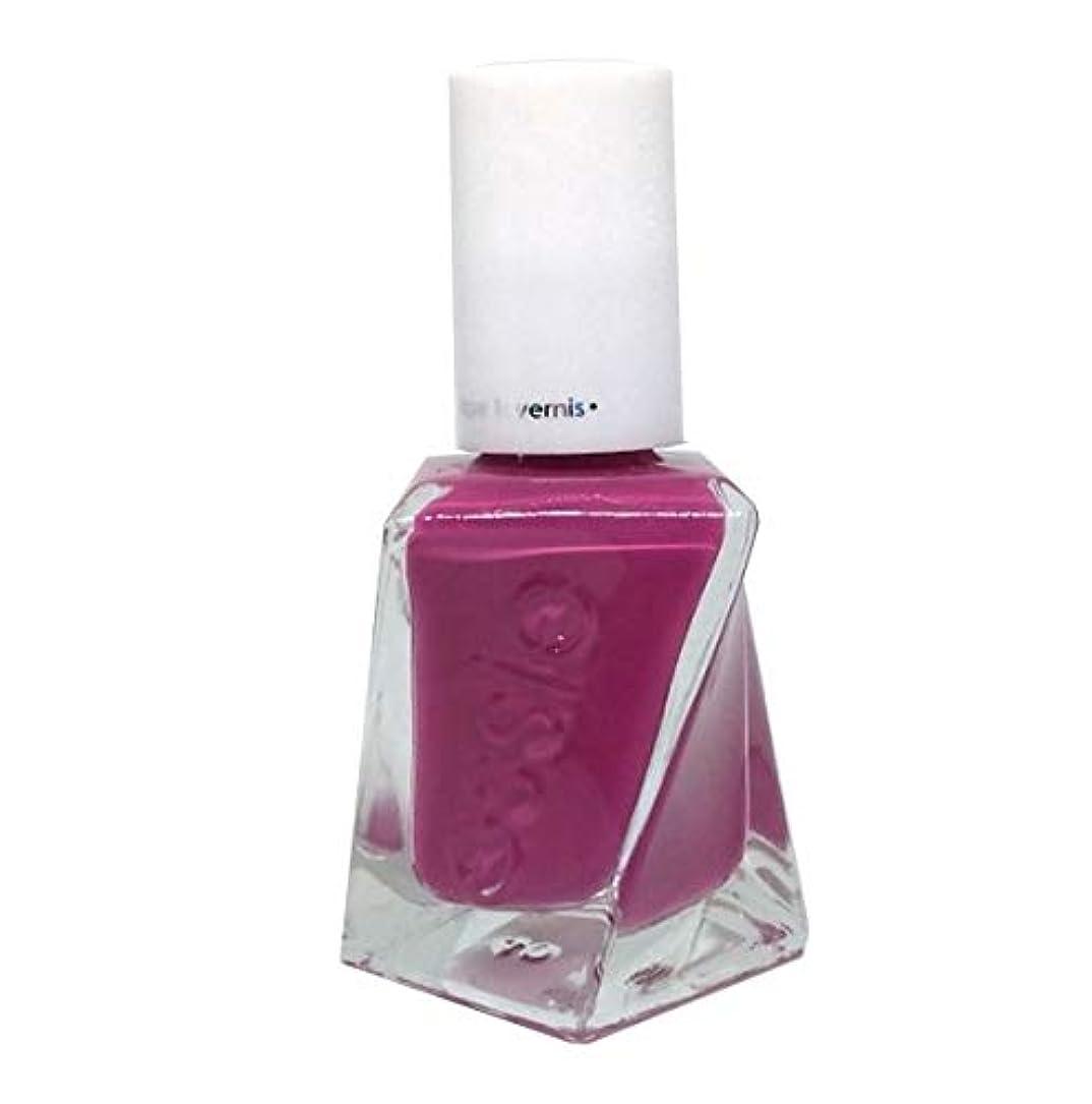 西部意欲全能Essie Gel Couture - Avant-Garde Collection - Set the Seam - 13.5ml / 0.46oz