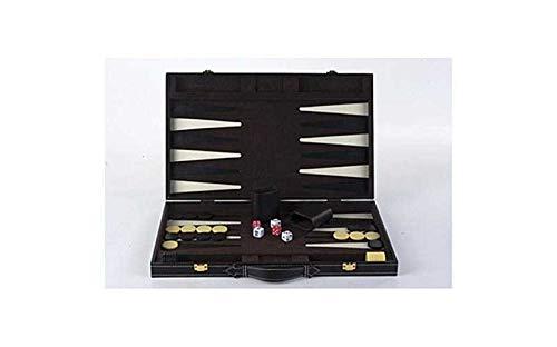 Engelhart - Backgammon in Schwarz