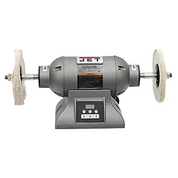 JET IBG-8VSB 8-Inch Variable-Speed Industrial Buffer  578218