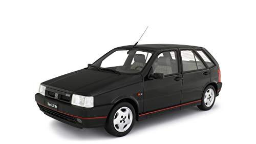 Laudoracing Fiat Tipo 2.0 16 V 1991 Negro 1:18 Modelo coche exclusivo para coleccionistas