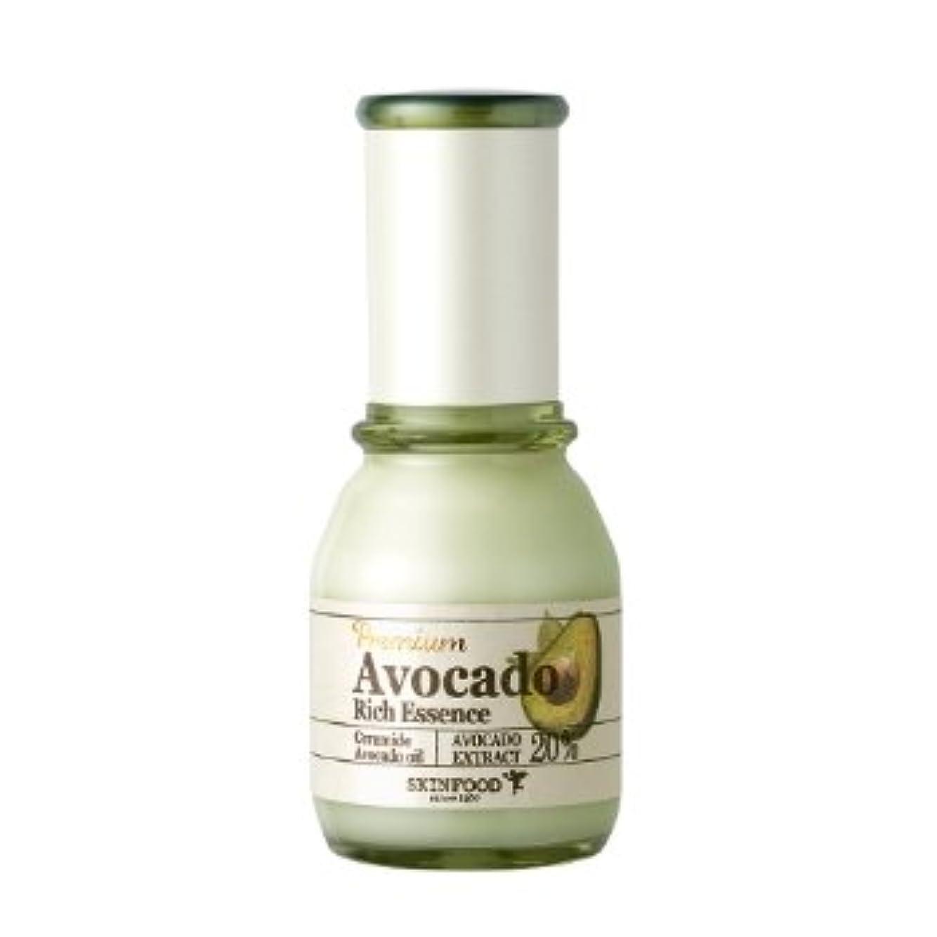 不名誉食べるどうやらスキンフード [Skin Food] プレミアム アボカド リーチ エッセンス 50ml / Premium Avocado Rich Essence 海外直送品