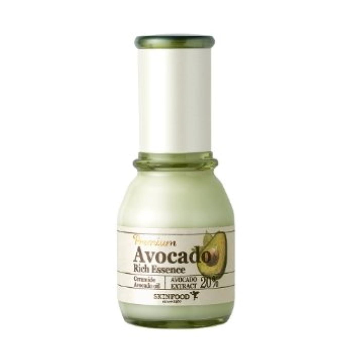 ギャラリー謝罪する実質的スキンフード [Skin Food] プレミアム アボカド リーチ エッセンス 50ml / Premium Avocado Rich Essence 海外直送品