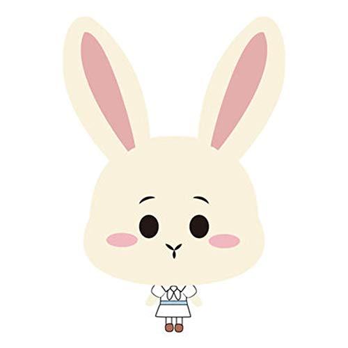 Tiyila Anime BEASTARS Haru Legosi Cosplay Plüsch Puppen Nette Dango Kissen Spielzeug Geschenke( H02)