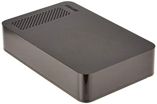 BUFFALO USB3.0 外付けハードディスク PC/家電対応 3TB HD-LC3.0U3/N フラストレーションフリーパッケージ(FFP)