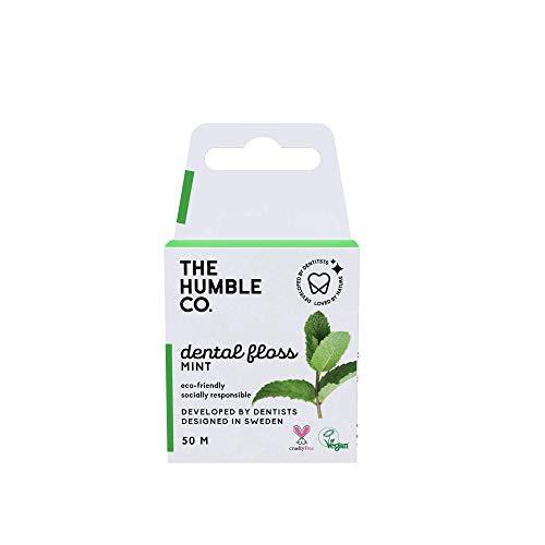 The Humble Co Zahnseide Fresca Eco Vegan 50 M.The Humble, 1er Pack (1 x 300 g)