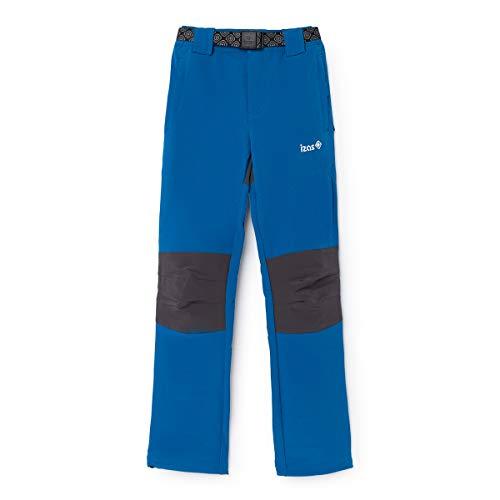 IZAS Pantalones Chamonix Kids Elásticos | Tejido Mount-Strech | Transpirable | Repelente al Agua | para Niños