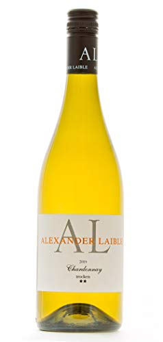 Alexander Laible Chardonnay ** Jahrgang 2020 6 x 0,75L