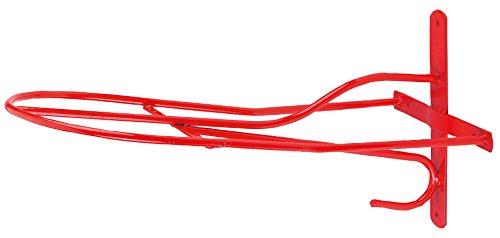 Kerbl 3284 Sattelhalter, rot