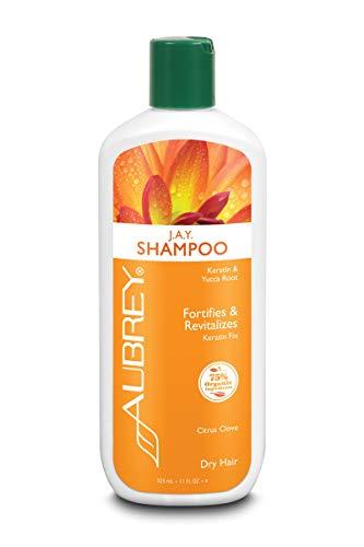 Aubrey Organics - Shampoing Revitalisant Bio - Huile de Jojoba & Aloé Vera - Organics J.A.Y. Desert Herb Revitalizing Shampoo - 325ml