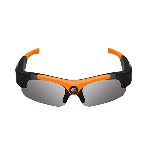 1080 p deportes al aire libre HD gafas inteligentes, video gafas de equitación récord, fotografía, gafas de sol-cámara inteligente gafas gran angular deportes al aire libre DV conducción grabadora