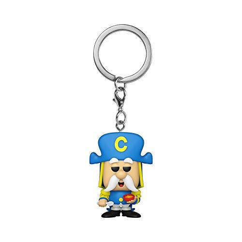 Funko Pocket Pop Keychain Cap'n Crunch™: Cap'n Crunch™ Vinyl Keychain #48506