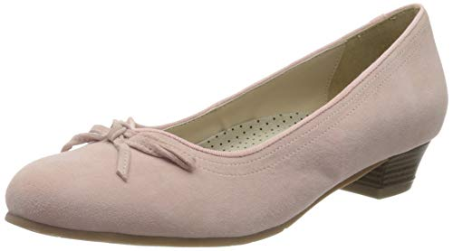 HIRSCHKOGEL Damen 3003403 Pumps, Pink (Rose 144), 39 EU