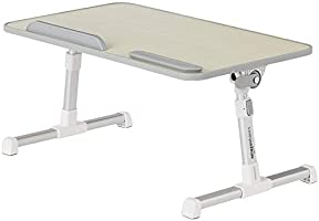 Amazon Basics Adjustable and Portable Laptop Table - Medium
