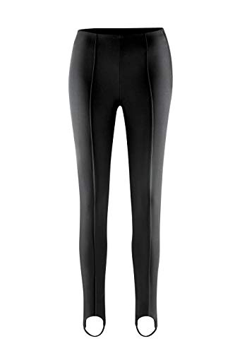 Maier Sports Pantalon de Ski Sonja, Black, 72