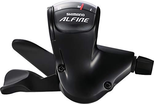 Shimano Unisex - Adulto Alfine Bicicletta Cambio Nero 1size