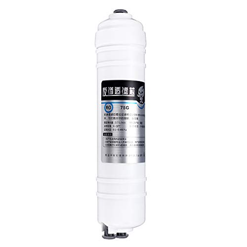 ChaRLes 75G Wasserfilter RO Membranfilter für Pure Water Purifier Reverse Osmosis System RO Water Purifier Filter Element
