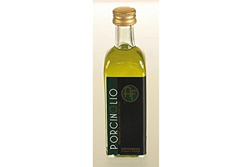 Steinpilzöl, Olivenöl mit Steinpilz & Aroma (PORCINOLIO), Appennino, 60 ml