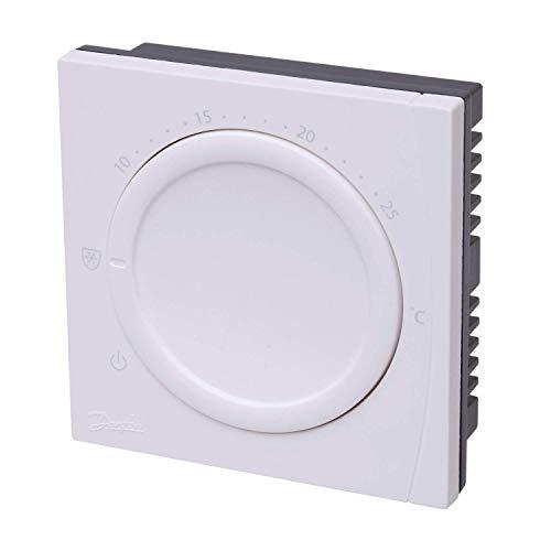 Danfoss Elektr. Raumthermostat WT-T f. FH-WC, Standard, Aufputz, 230V 088U0620