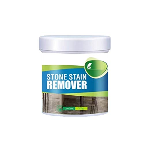 jieGorge Stone Stain Remover Remove Stubborn Deep Stains Stone Remover Oil Stain Remover, Cleaning Supplies, for Christmas Day (B)