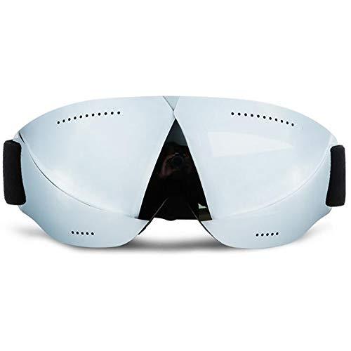 FGGTMO Gafas de esquí, sobre los vidrios UV400 Anti-vaho Gafas de esquí...