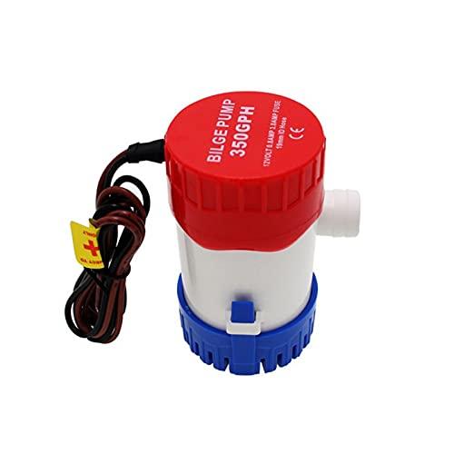 HCHL Bomba de achique Sumergible automática para Barcos Bomba de Agua de 350/500/750 / 1100GPH de 12 / 24V 350/500/750 / 1100GPH Bomba de Agua usada en Barco hidroavión a Motor Casas flotadoras