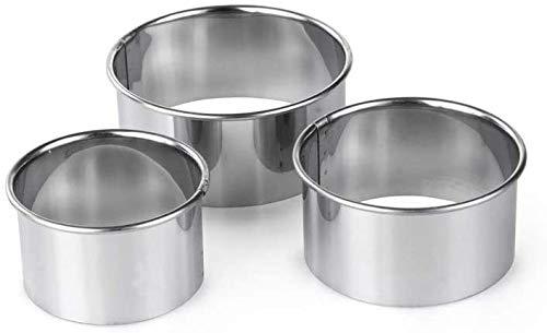Tala Lot de 3 emporte-pièces pour gâteaux gallois