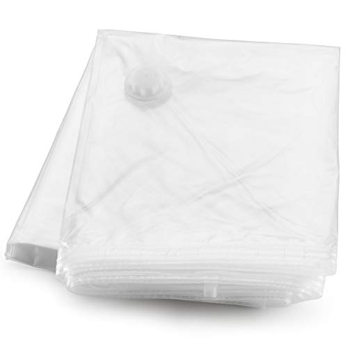 LifeSmart Vacuum Bag for Memory Foam Ventilated Mattress Toppers and...