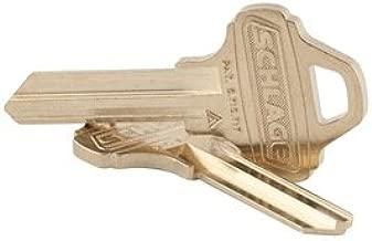 Schlage Lock Company 35003C123Everest Control C123 Keyway Key Blank