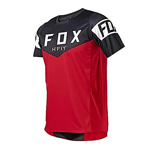 MTB Jersey Langarm Herren,MTB Jersey Herren Fox,MTB Enduro Jersey Herren,Herren Downhill Jerseys Mountainbike MTB Shirts Offroad Dh Motorrad Jersey Motocross Sportbekleidung Bekleidung Fxr Bike,3XL