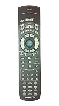 Onkyo RC-515M DVD Remote Control TX-SR601 TX-SR701 TX-SR601E TX-SR701E Tested- with Batteries- Sold by Buyeverythingguy