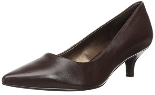 Trotters T1256-200 - Zapatos Vestir Charol Mujer Negro/US